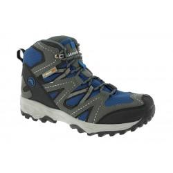 chaussures de marche condor bleu