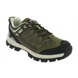 Chaussures de randonnée saps tige basse kaki
