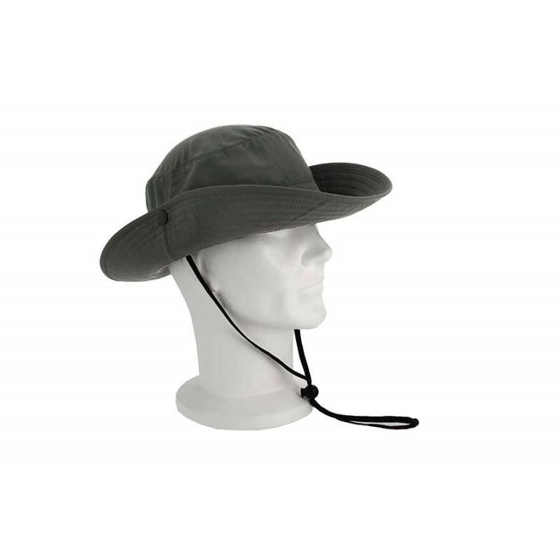Chapeau anthracite
